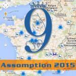 Assomption 2015 - La neuvaine